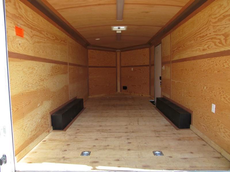 2017 CGMT 8X16 Enclosed Cargo Trailer