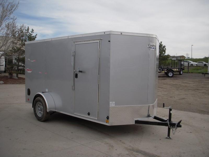 2019 CONTINENTAL CARGO TXLVVH612SA Enclosed Cargo Trailer