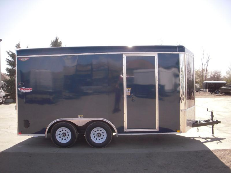 2018 H&H H10114TRTV-100 Enclosed Cargo Trailer