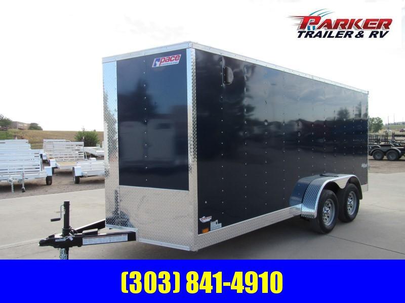 2020 PACE OB7X16TE2 Enclosed Cargo Trailer