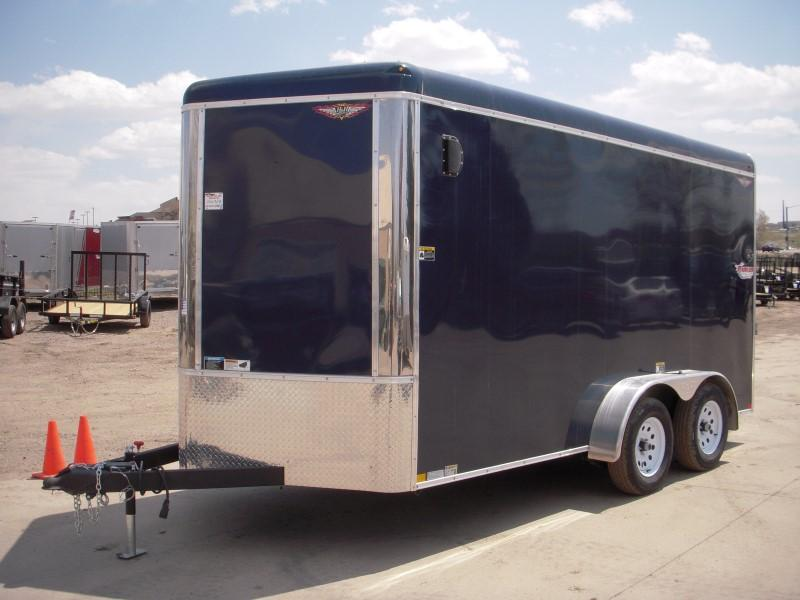 2018 H&H H8414TRTV-070 Enclosed Cargo Trailer