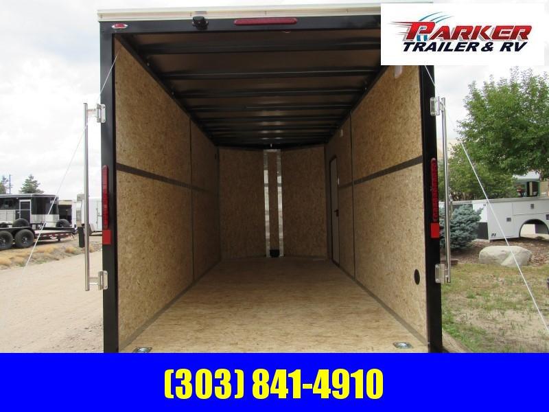2020 LEGEND STV7X18TA35 Enclosed Cargo Trailer