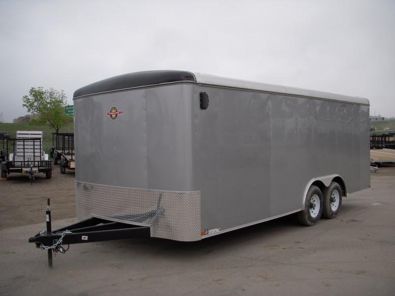 2018 Carry-On 8.5X20CGR Enclosed Cargo Trailer