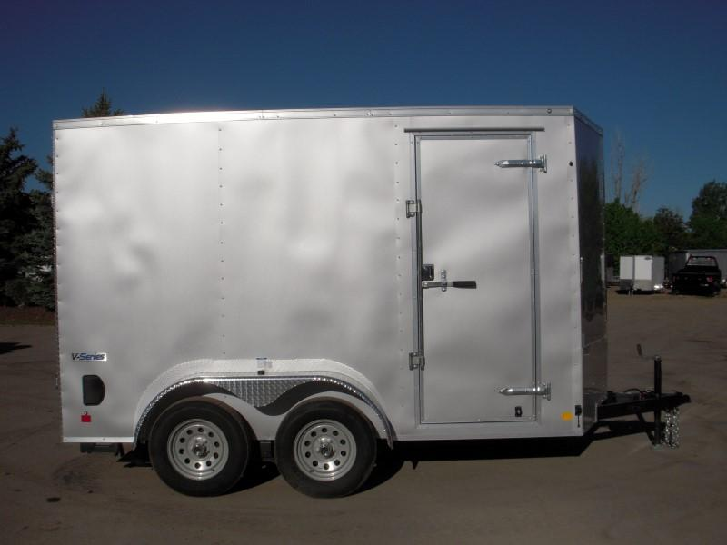 2019 CNCG VHW612TA2 Enclosed Cargo Trailer