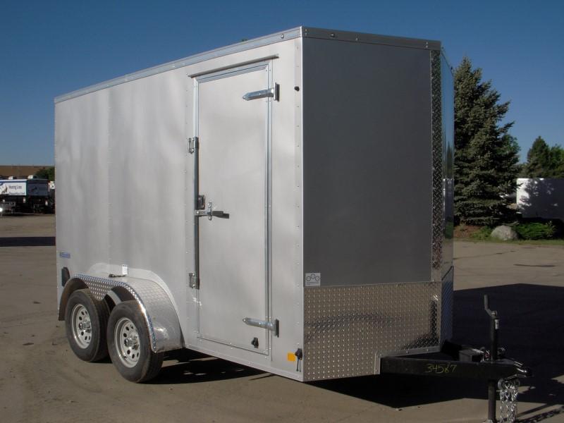 2019 CNCG VHW612TA2 Enclosed Cargo Trailer