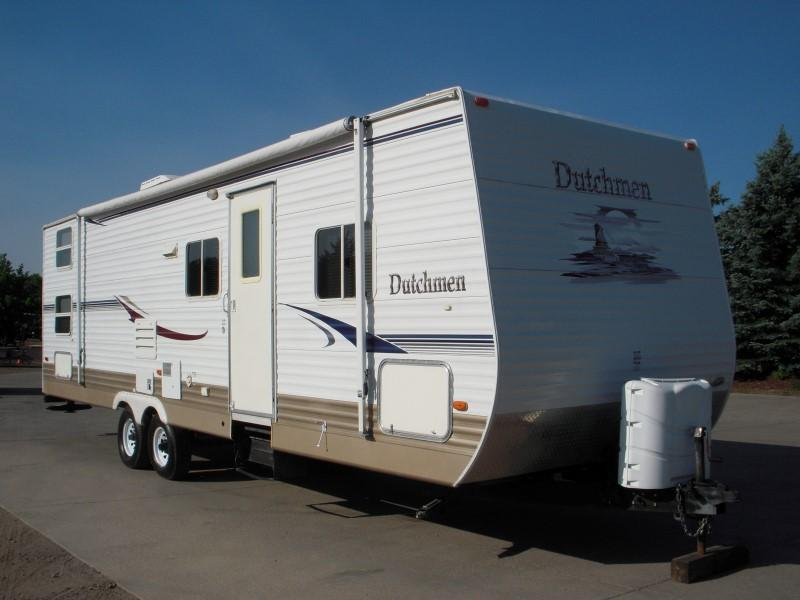 2006 DUTCHMAN 31BTHOR Camping / RV Trailer