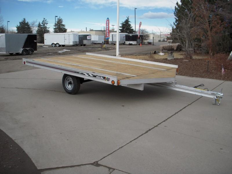 2018 FLOE INTERNATIONAL UT-AC-12R Flatbed Trailer