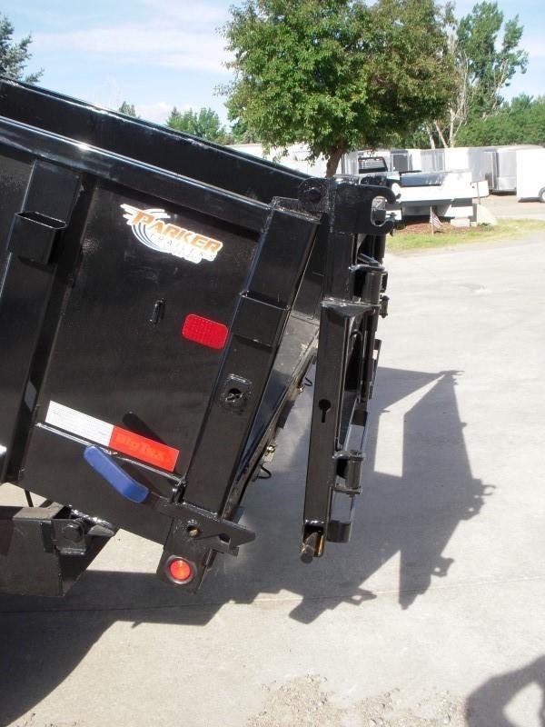 2019 Big Tex Trailers 14GX-14BK7SIRPD Dump