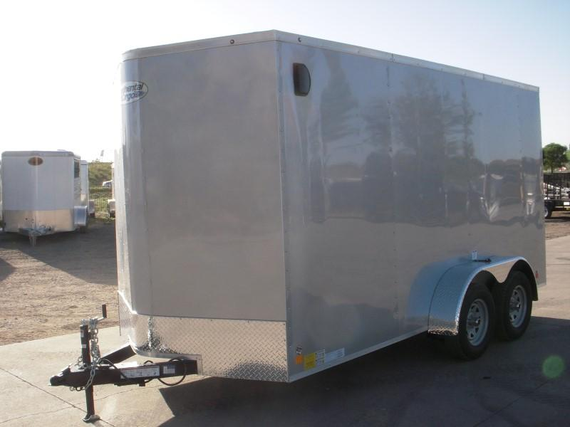 2019 CONTINENTAL CARGO VH714TA2 Enclosed Cargo Trailer