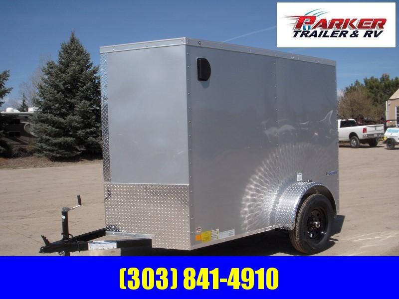 2020 CONTINENTAL CARGO TXVHW58SA Enclosed Cargo Trailer