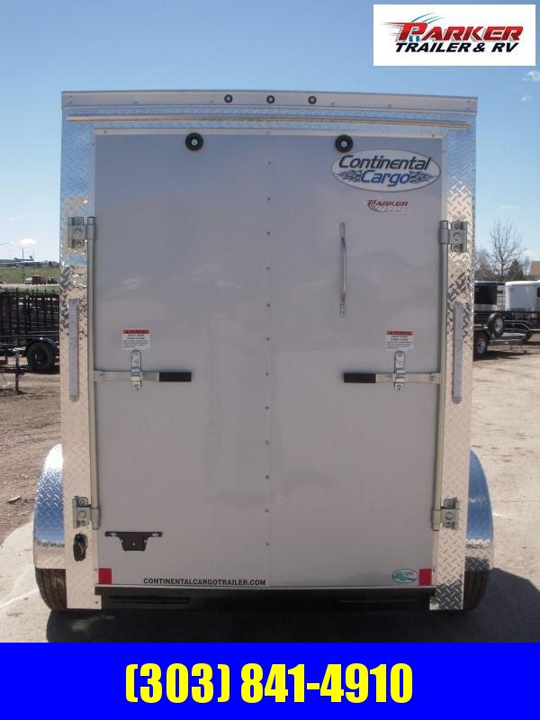 2020 CONTINENTAL CARGO TXVHW58SA Enclosed Cargo Trailer