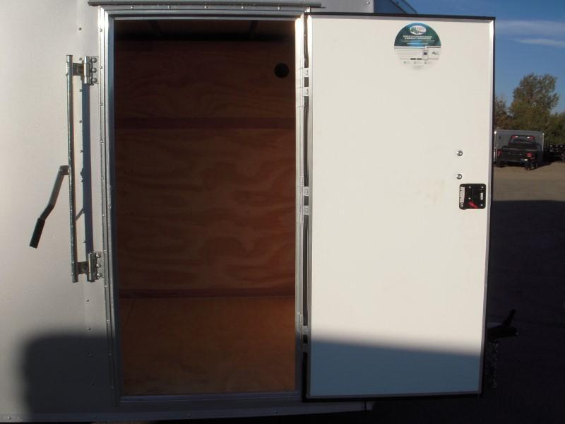 2019 CNCG VH612SA Enclosed Cargo Trailer