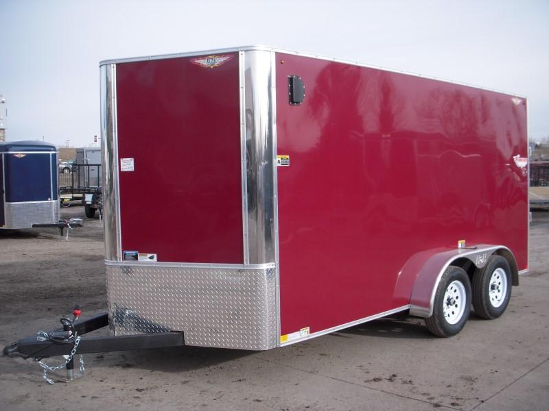 2018 H&H H8414TFTCAV-070 Enclosed Cargo Trailer