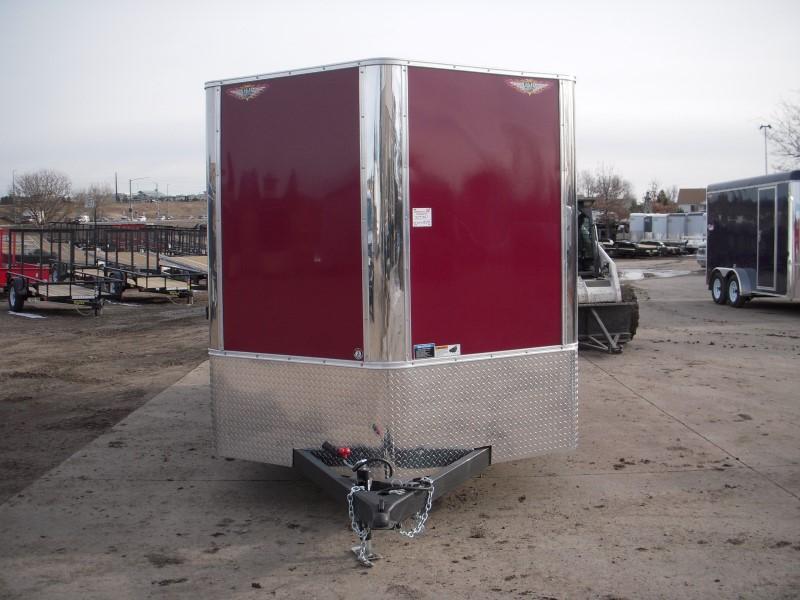 2018 H&H H8414TFTCAV-070 Enclosed Cargo Trailer