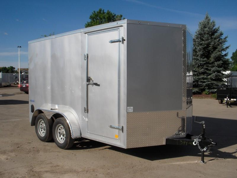 2019 CONTINENTAL CARGO VHW712TA2 Enclosed Cargo Trailer