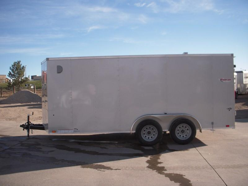 2019 Look Trailers STLC 7X16 TE2 Enclosed Cargo Trailer