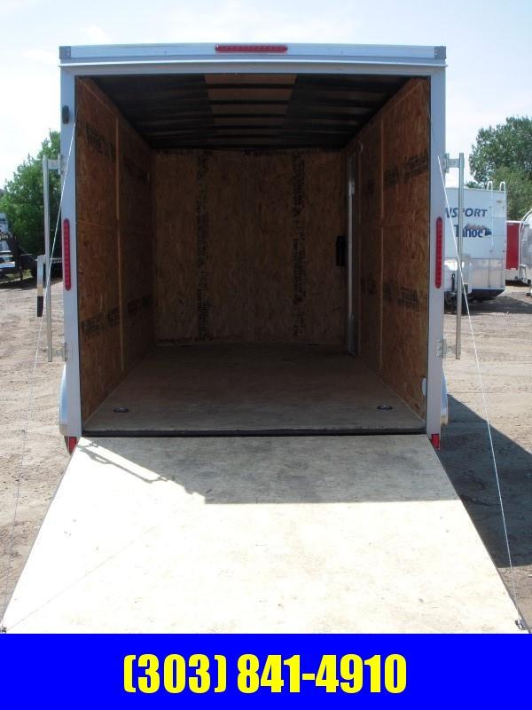 2019 Look Trailers STLC7X14 TE2 Enclosed Cargo Trailer