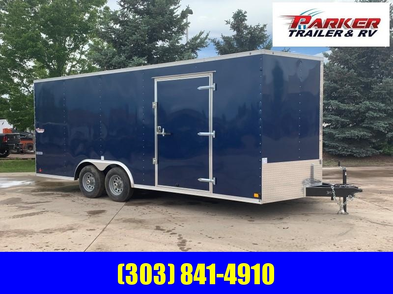 2020 CONTINENTAL CARGO TXVHW8.5X20TA3 Enclosed Cargo Trailer