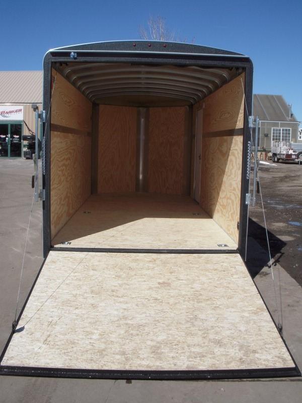 2018 H&H H8416TCA-070 Enclosed Cargo Trailer