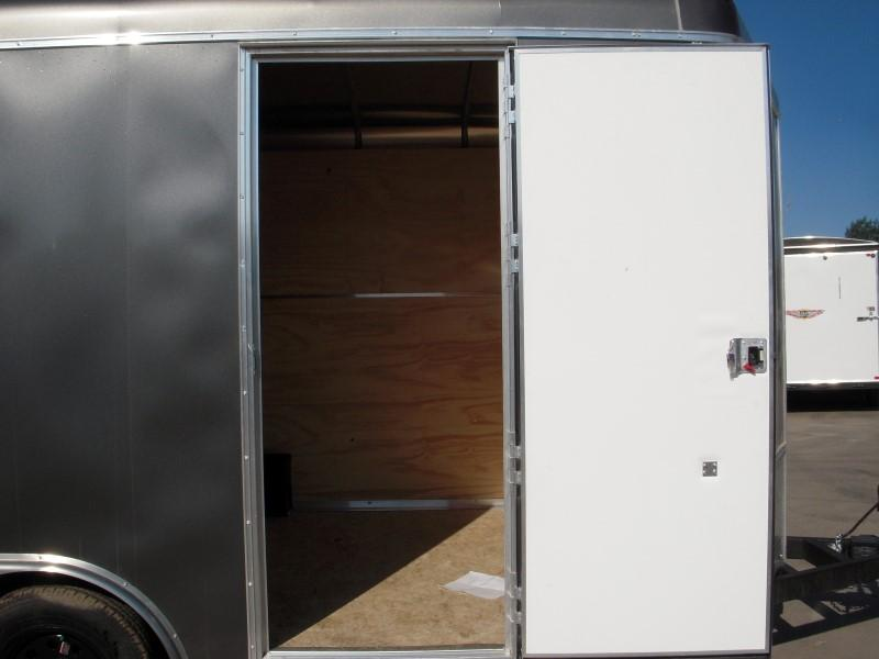 2018 H&H H10114TRTV-070 Enclosed Cargo Trailer