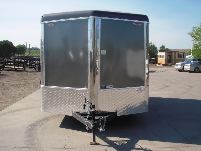2018 H&H H10114TRTV-070 Enclosed Cargo Trailer