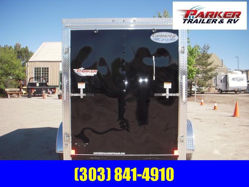 2020 CNCG TXEHW612TA2 Enclosed Cargo Trailer