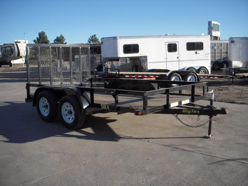 2018 Big Tex Trailers 50LA-12X Utility Trailer