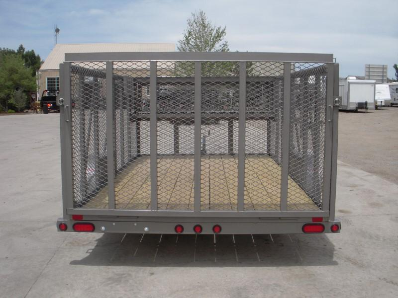 2018 Big Tex Trailers 35LS-12 Utility Trailer