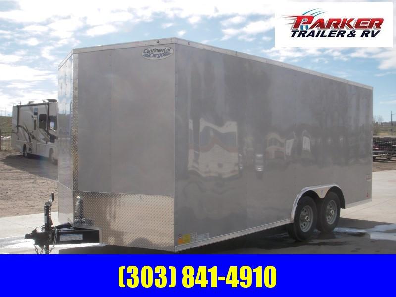2020 CNCG TXVHW8.518TA3 Enclosed Cargo Trailer