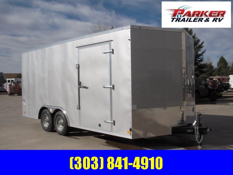 2020 CONTINENTAL CARGO TXVHW8.518TA3 Enclosed Cargo Trailer