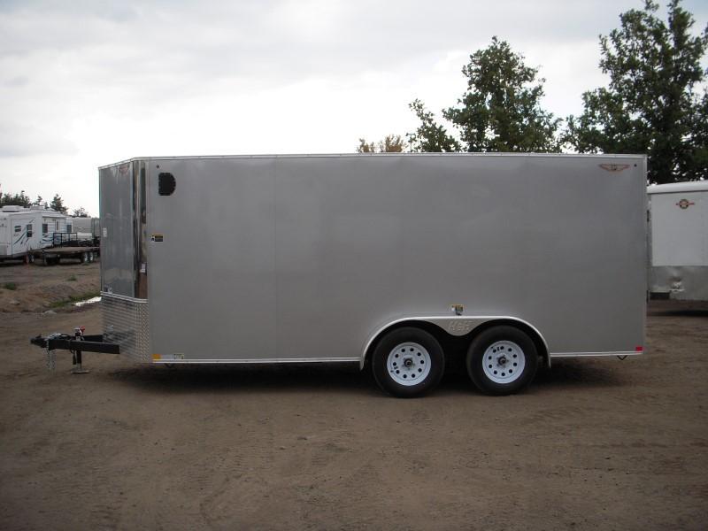 2019 H&H H8416TFTV-070 Enclosed Cargo Trailer