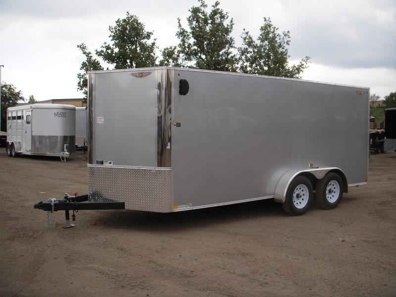 2019 H&H H8416TFTV-070 Enclosed Cargo Trailer