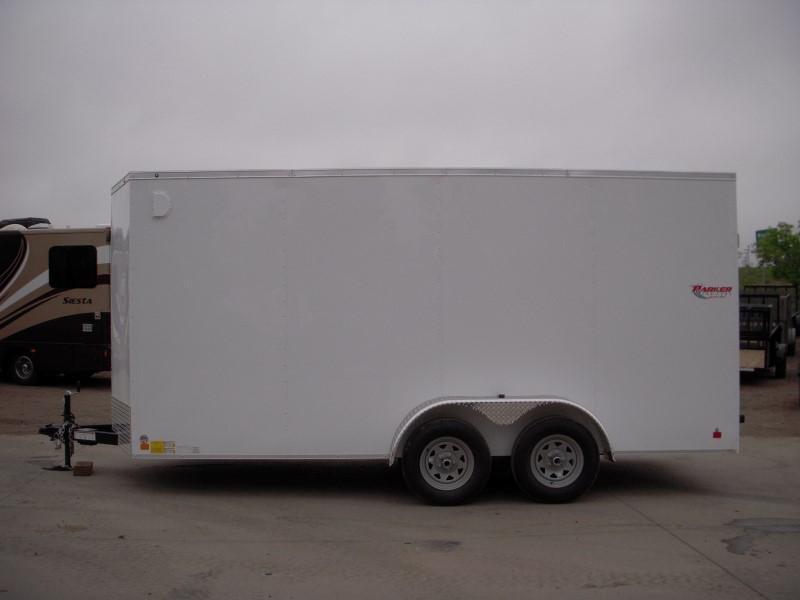 2019 CNCG LVVH716TA2 Enclosed Cargo Trailer