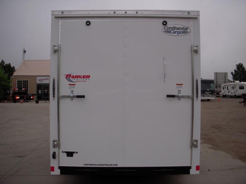 2019 Continental Cargo LVVH716TA2 Enclosed Cargo Trailer