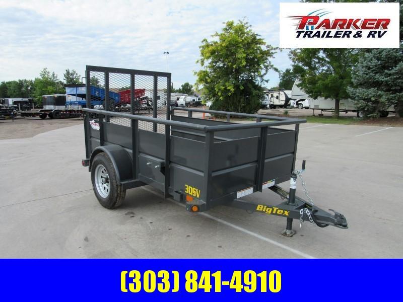 2020 big tex trailers 30sv 08gy utility trailer Big Tex Utility Trailers
