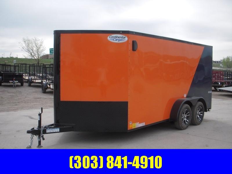 2020 CNCG TXTW714TA2 Enclosed Cargo Trailer