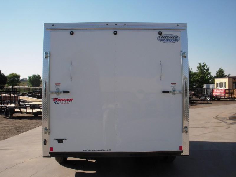 2019 CONTINENTAL CARGO VHW8.514TA3 Enclosed Cargo Trailer