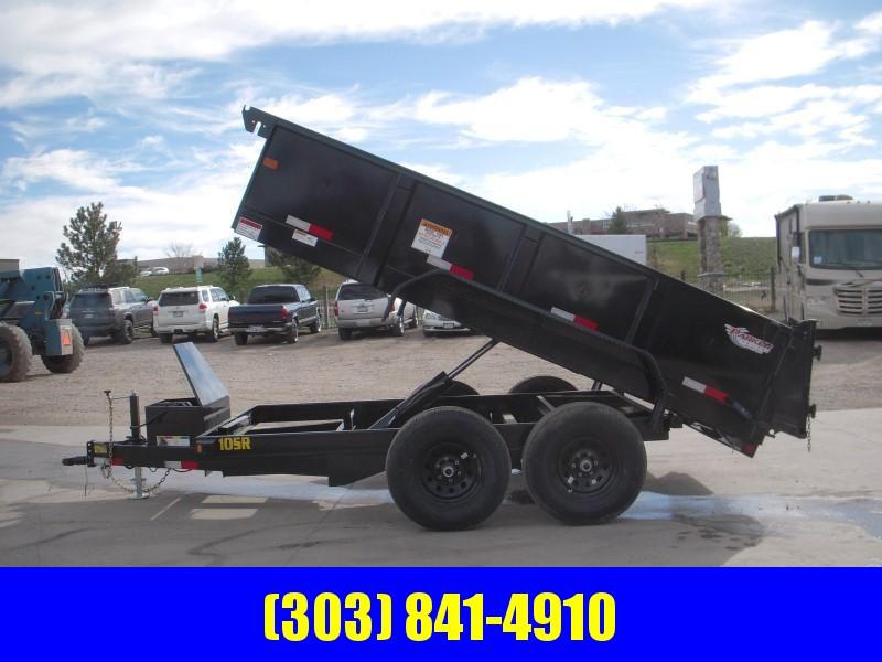 2020 Big Tex Trailers 10SR-12 XLBK7SIR Dump