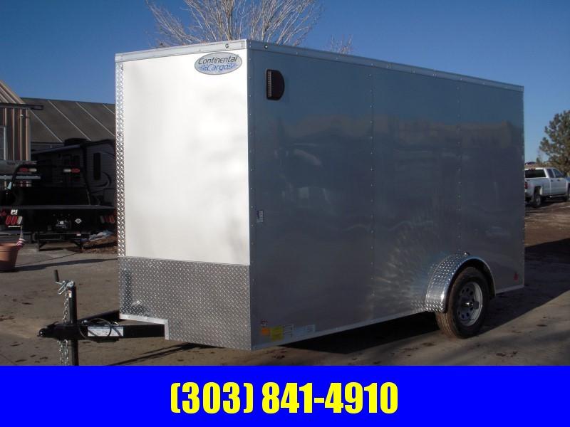 2020 CNCG TXVHW712SA Enclosed Cargo Trailer