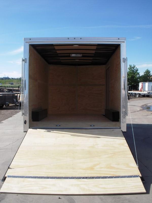 2019 CNCG VHW8.514TA3 Enclosed Cargo Trailer