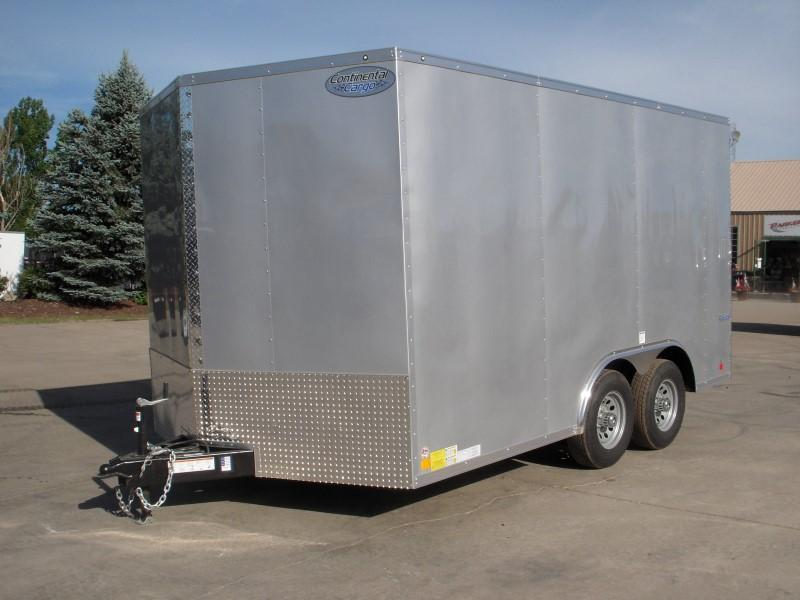 2019 CNCG VHW8.514TA3 Enclosed Cargo Trailer