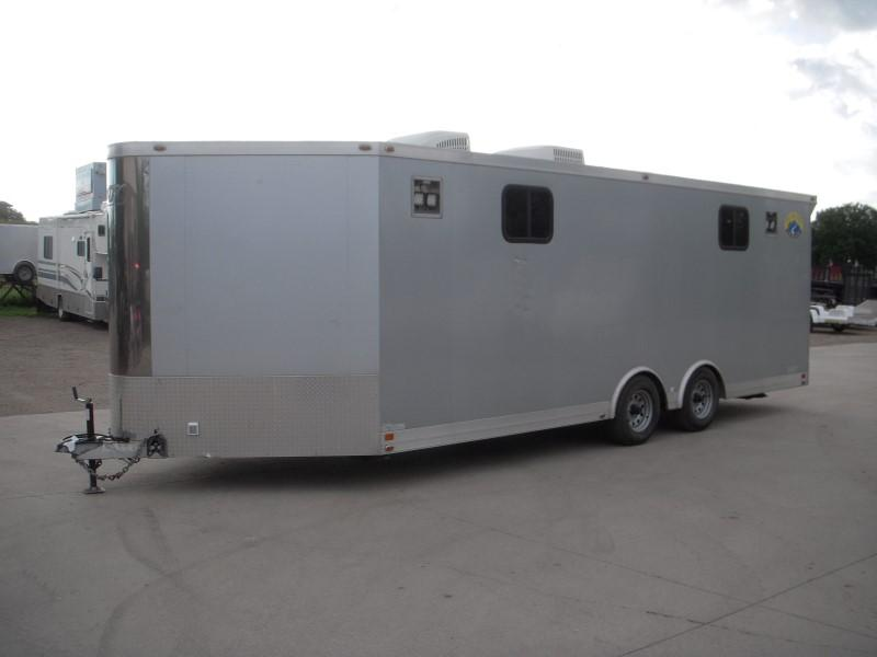 2013 ALUM CUSTOM QUEST 26 Enclosed Cargo Trailer