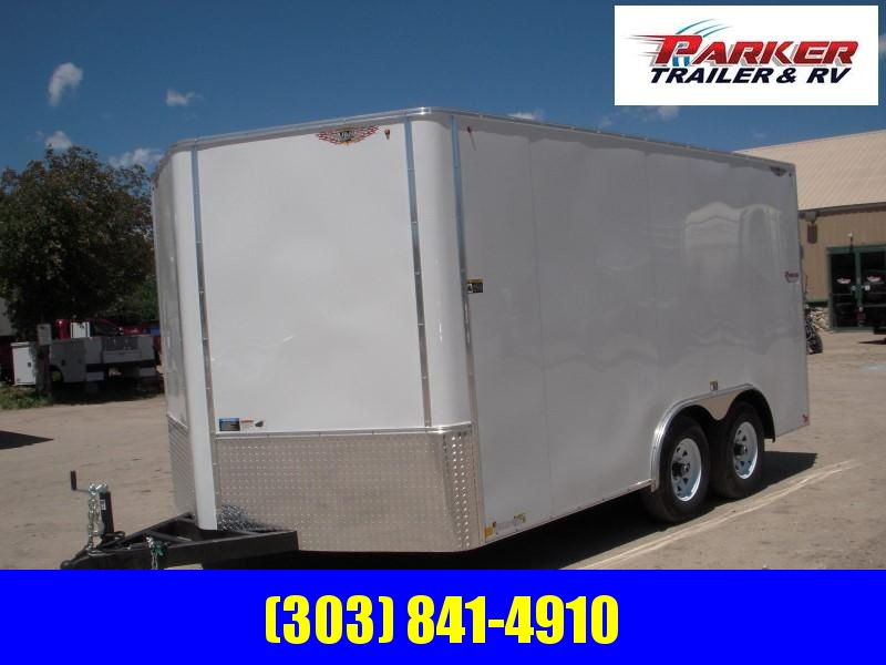 2019 H&H H10114TFTV-100 Enclosed Cargo Trailer