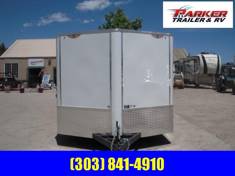 2019 H&H H10114TFTV-100 Enclosed Cargo Trailer
