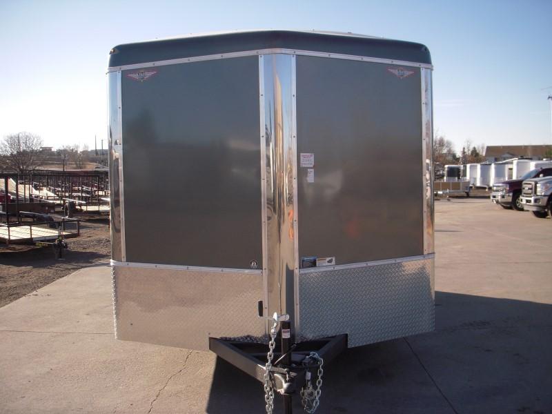 2018 H&H H10114TRTV-100 Enclosed Cargo Trailer