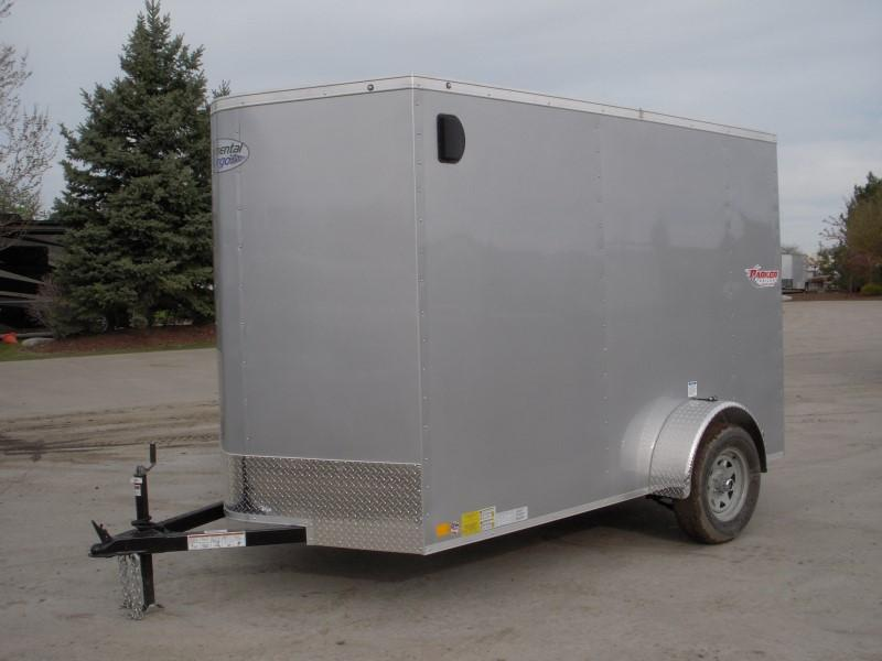 2019 CONTINENTAL CARGO TXLVVH610SA Enclosed Cargo Trailer
