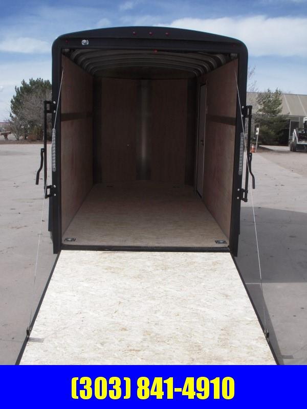 2019 H&H H7212SRTV-035 Enclosed Cargo Trailer