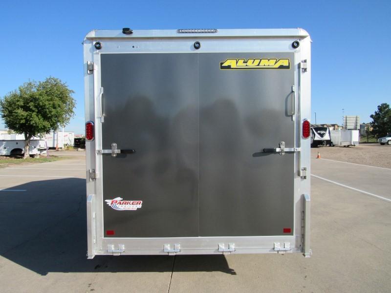 2020 Aluma AE714TA Enclosed Cargo Trailer