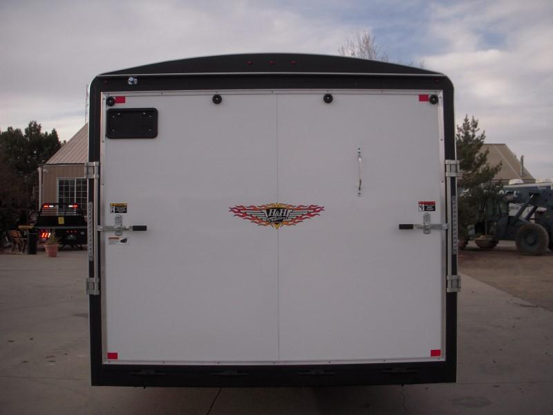 2019 H&H H10120RTCHV-100 Enclosed Cargo Trailer