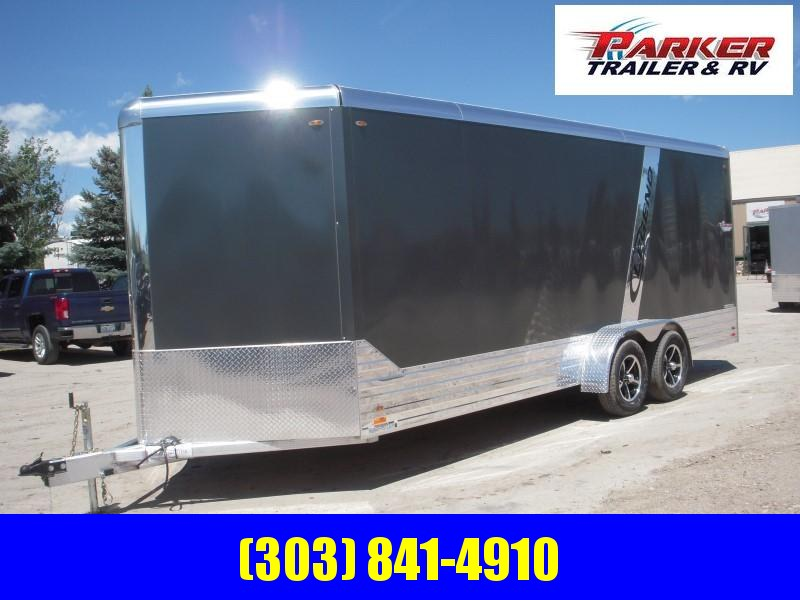 2019 LEGEND 723DVNTA35 Enclosed Cargo Trailer
